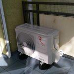 Klimatyzator z agregatem zewnętrznym Rotenso Łódź