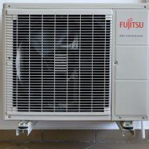 Agregat zewnętrzny Fujitsu LM model AOYG12LMCE